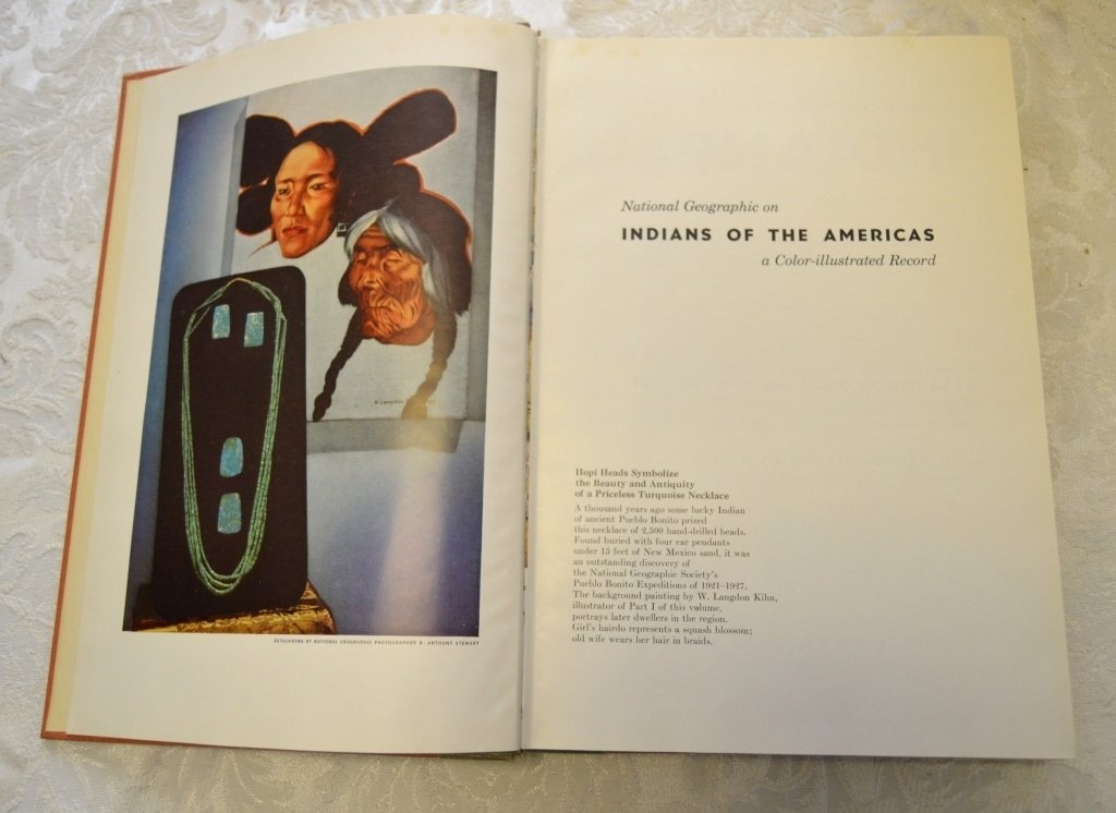 American Indian Book Lot - 2