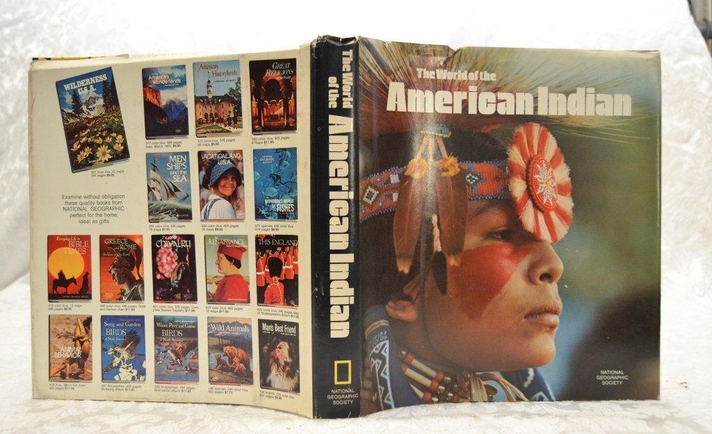 American Indian Book Lot - 3