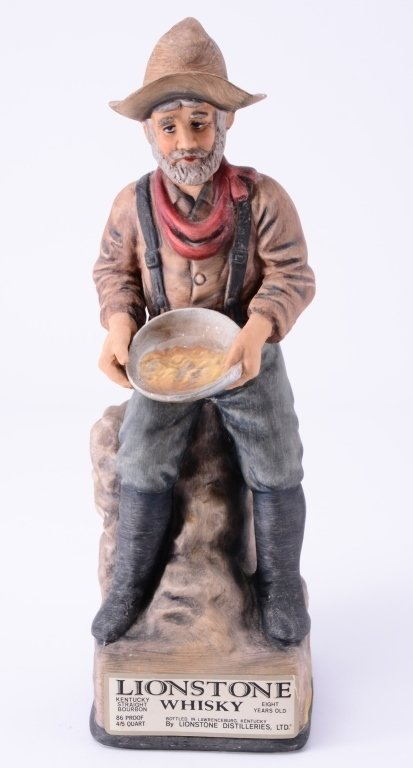 Lionstone Whisky Decanter The Cowboy - 4