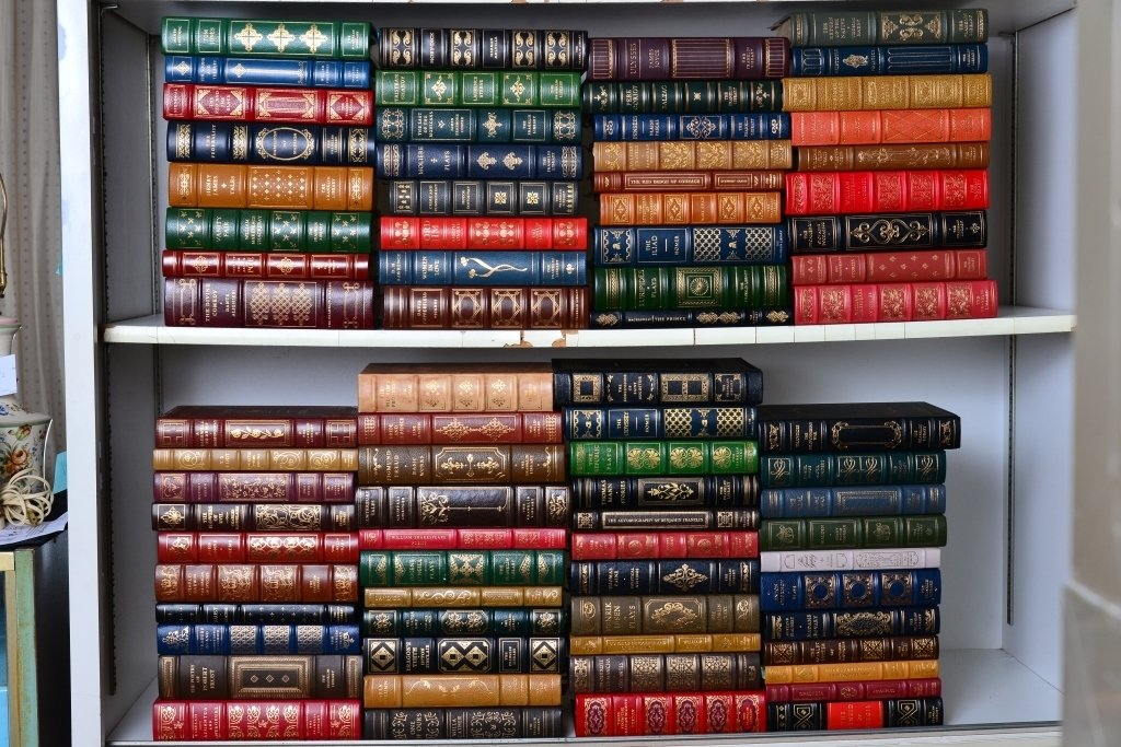Franklin Library 100 Greatest Books