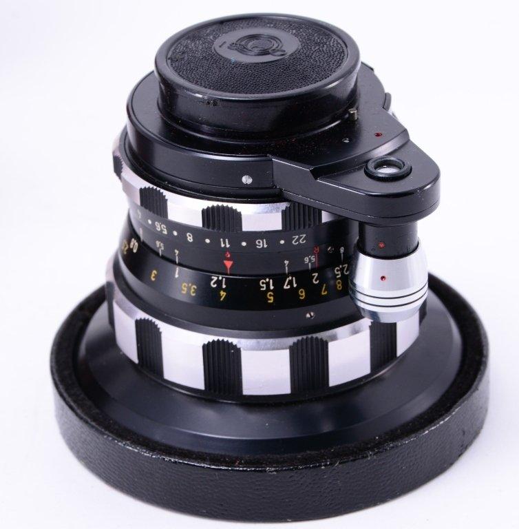 ISCO-Gottingen Camera Lens - 2