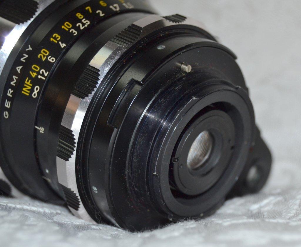 ISCO-Gottingen Camera Lens - 5
