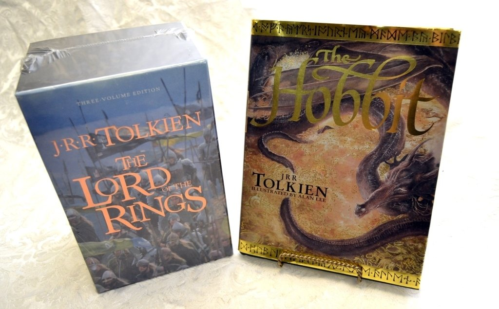 J. R. Tolkien Books