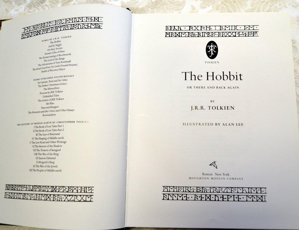 J. R. Tolkien Books - 2