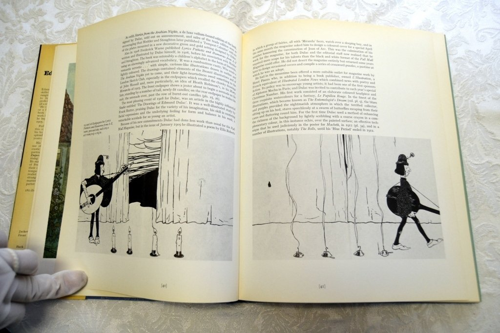 Dulac, Nielsen & Fantasy Books - 10