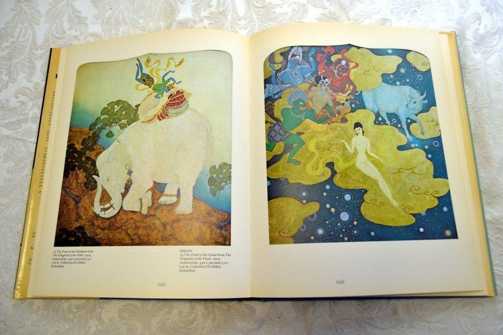 Dulac, Nielsen & Fantasy Books - 2