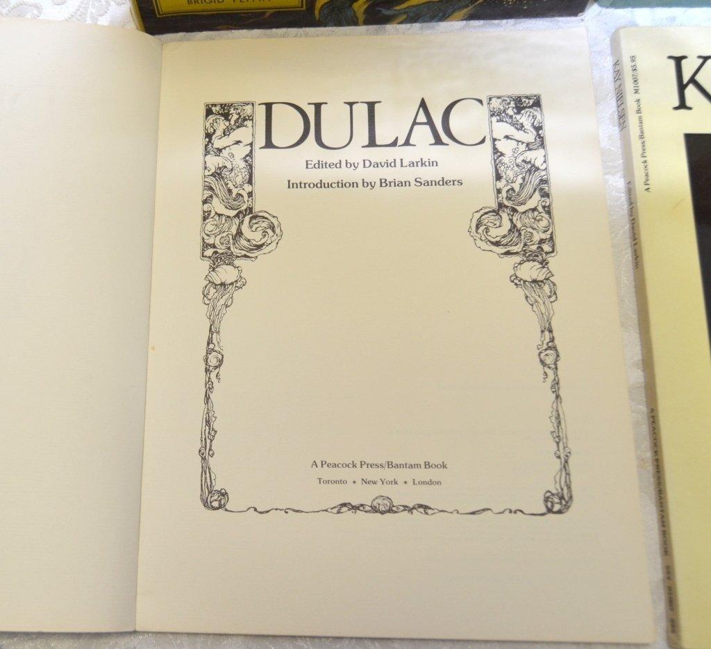 Dulac, Nielsen & Fantasy Books - 3