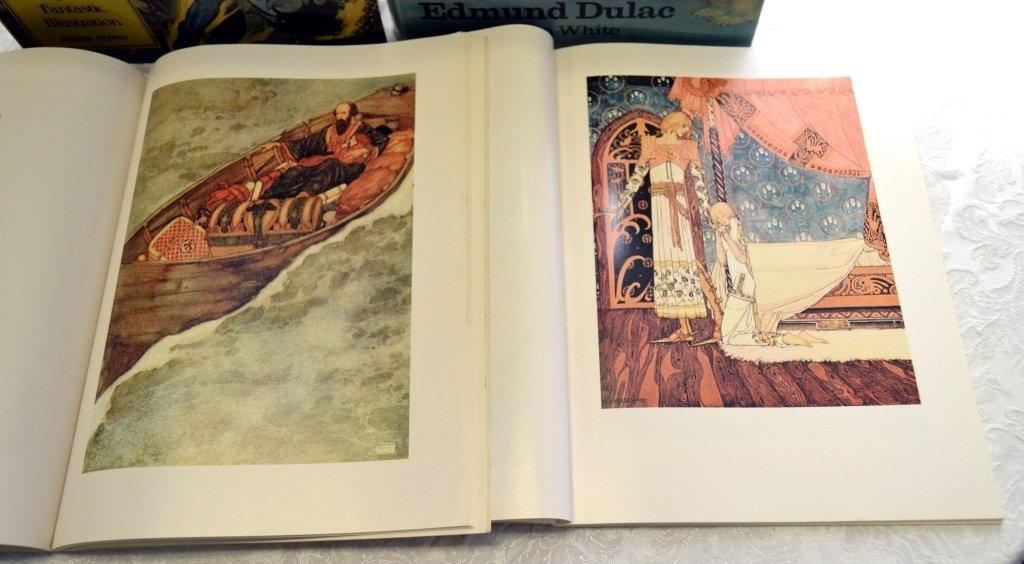 Dulac, Nielsen & Fantasy Books - 5