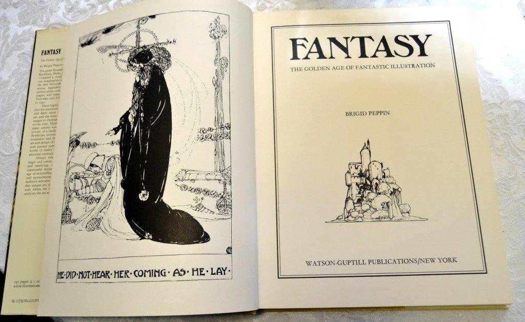 Dulac, Nielsen & Fantasy Books - 6