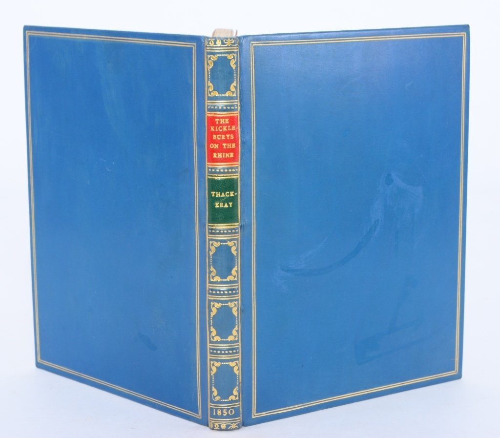 M. A. Titmarsh's Kickleburys of the Rhine