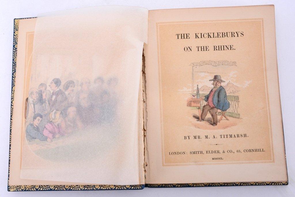 M. A. Titmarsh's Kickleburys of the Rhine - 4