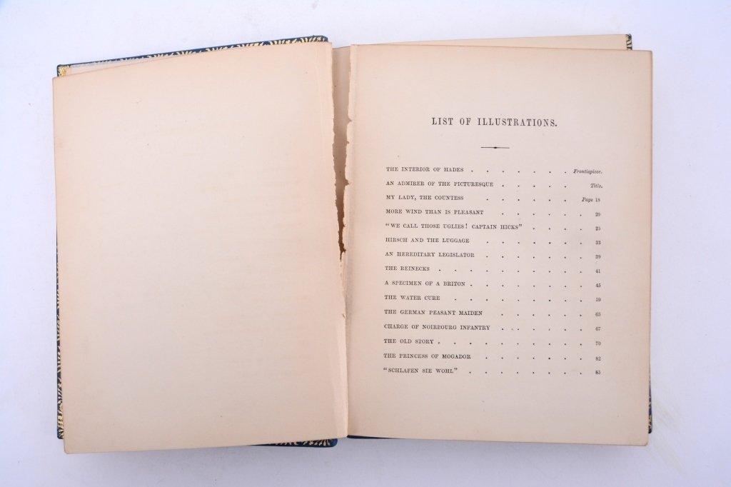 M. A. Titmarsh's Kickleburys of the Rhine - 5