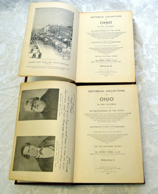 Henry Howe's Historical Collection of Ohio - 2