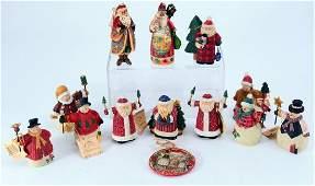13 Composite Christmas Ornaments