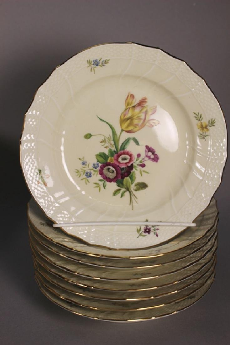 52 Pieces Royal Copenhagen Frijsenborg Dinnerware - 2