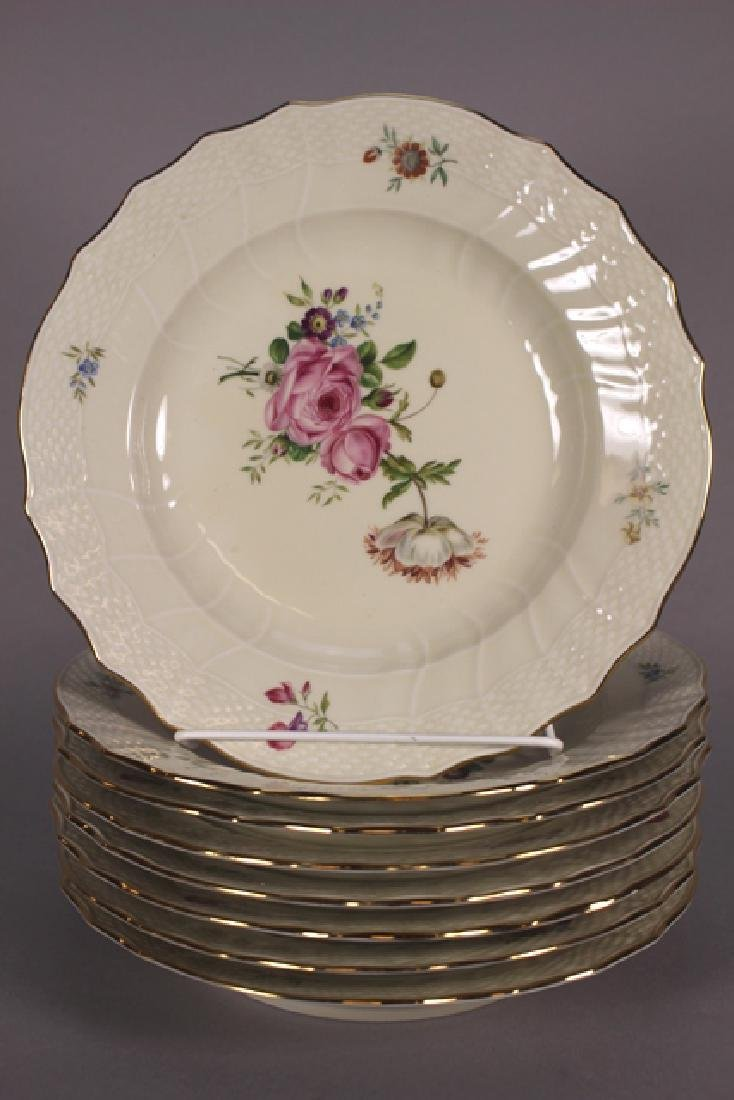 52 Pieces Royal Copenhagen Frijsenborg Dinnerware - 6