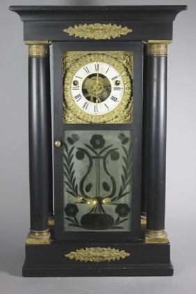 c. 1846 Aaron Dodd Crane Year-Duration Torsion Clock