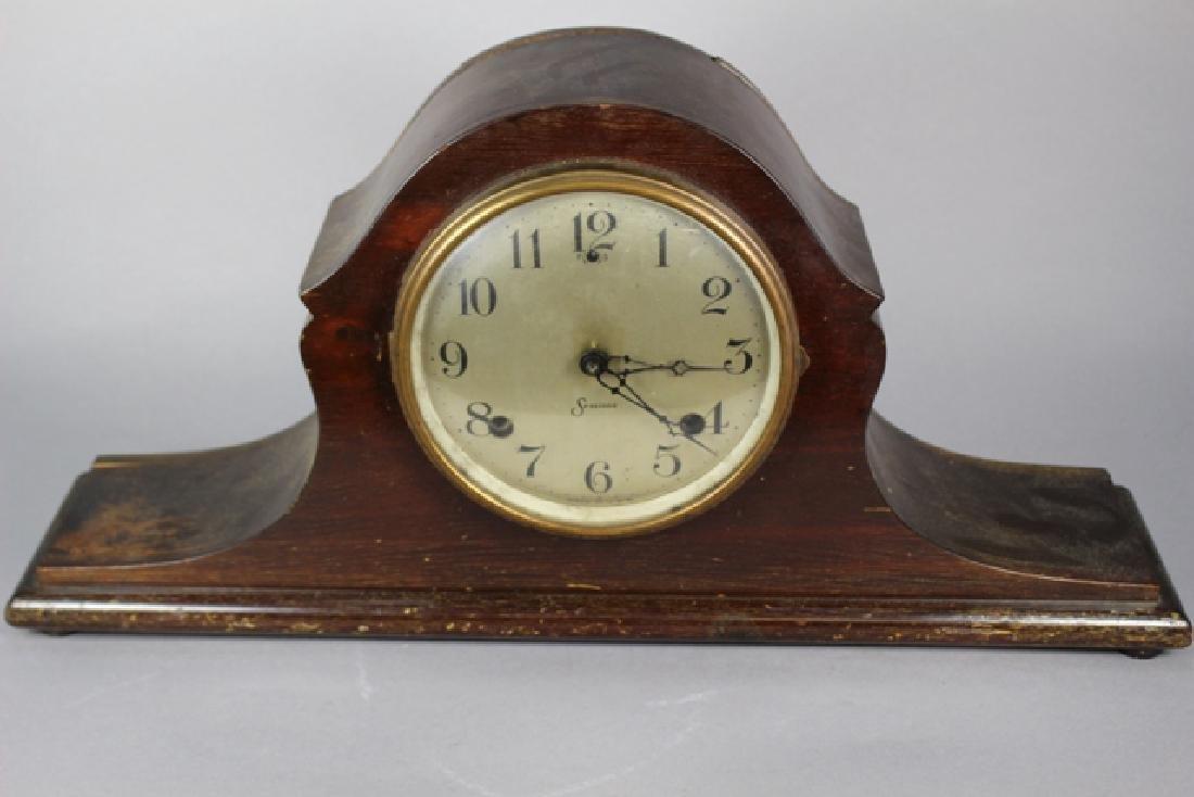 Sessions Mahogany Mantel Clock - 2