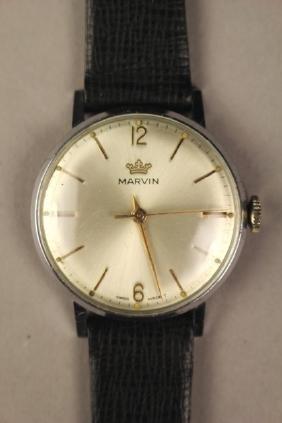Marvin Swiss Made Men's Wrist Watch #640