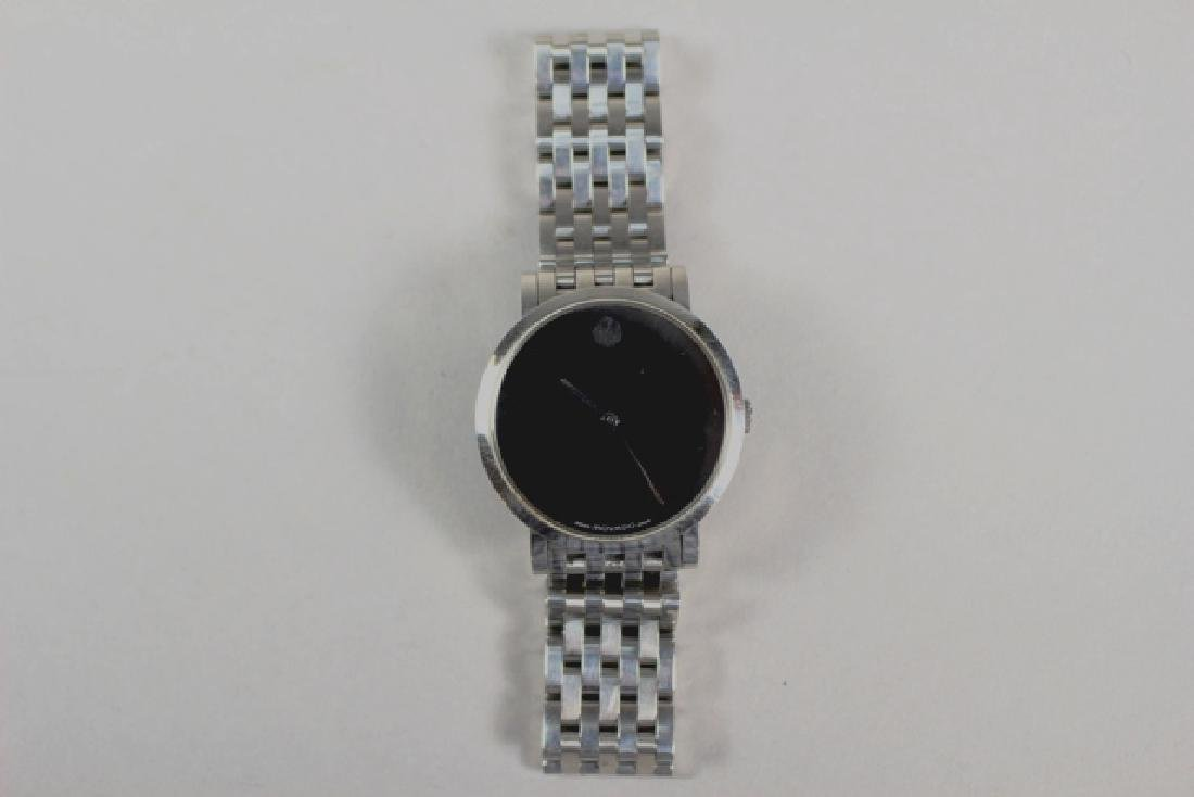 Movado Museum Automatic Men's Watch - 84 F4 1890