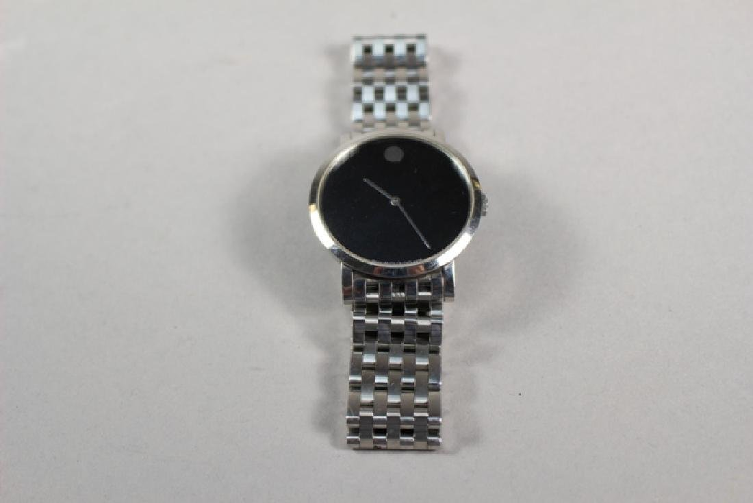 Movado Museum Automatic Men's Watch - 84 F4 1890 - 2
