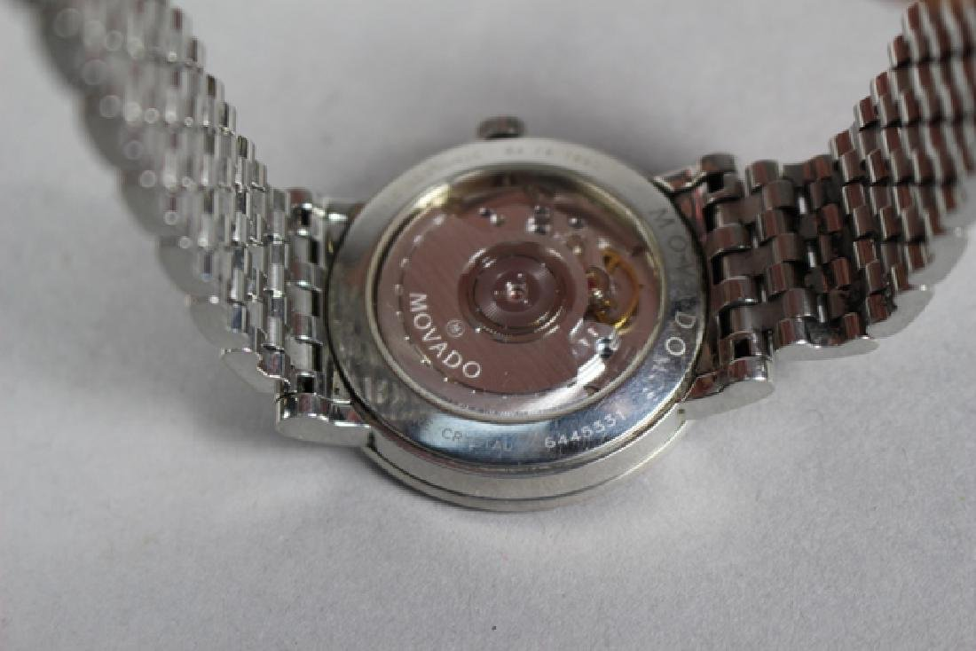 Movado Museum Automatic Men's Watch - 84 F4 1890 - 4