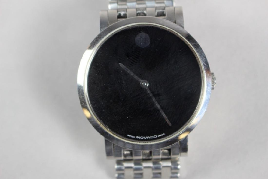 Movado Museum Automatic Men's Watch - 84 F4 1890 - 5