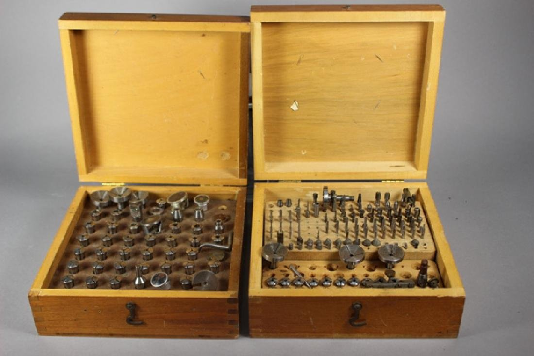 Boice Gages Inc. Collet Sets (2) in Original Boxes