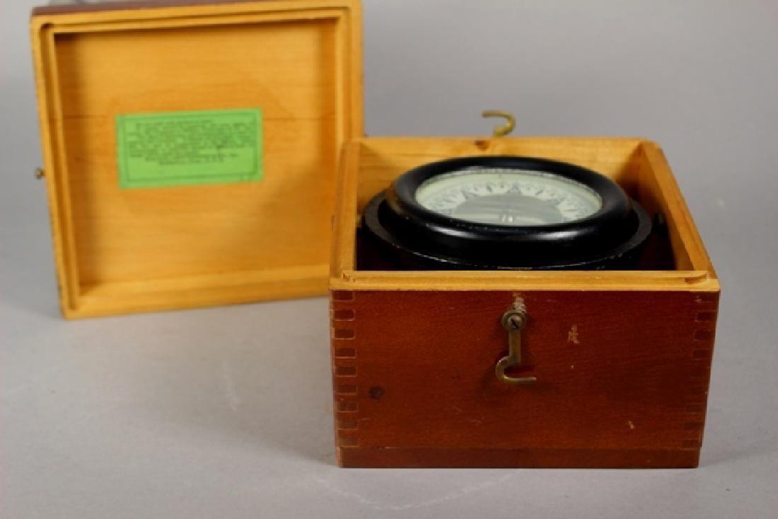 Wilcox, Crittenden & Co. Compass in Original Box