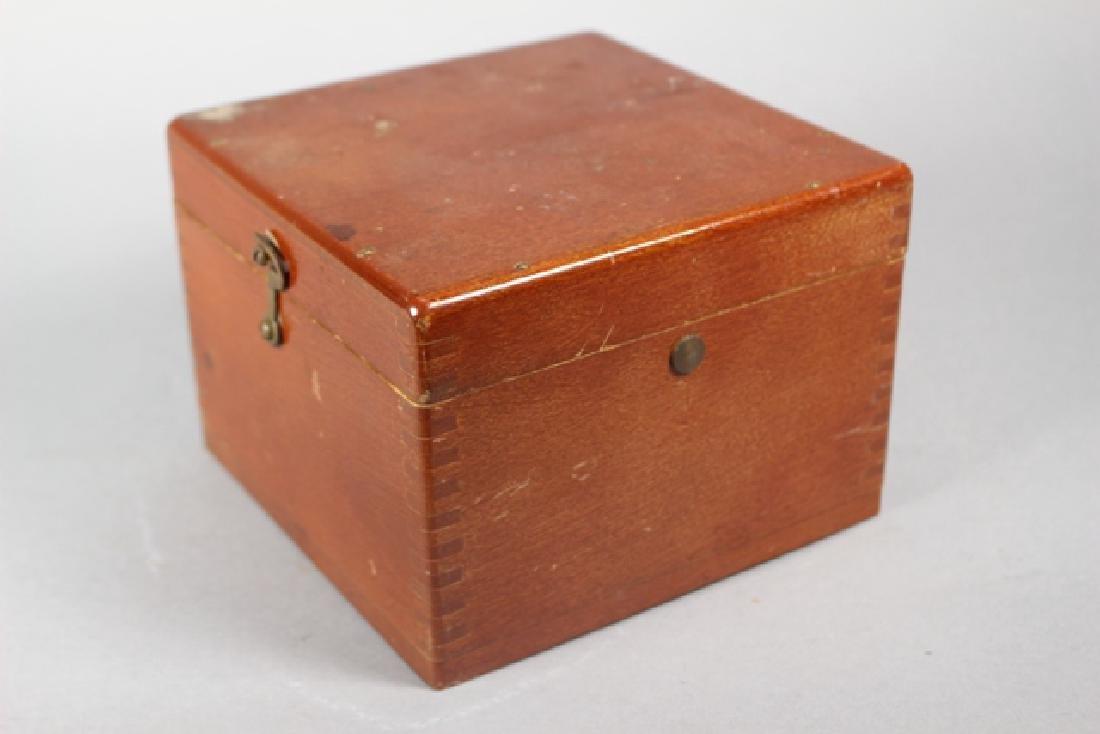 Wilcox, Crittenden & Co. Compass in Original Box - 5
