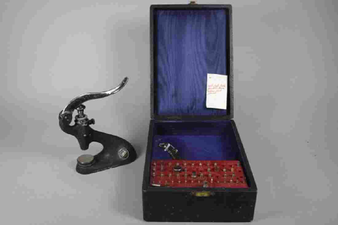 Seitz Friction Jeweling Set