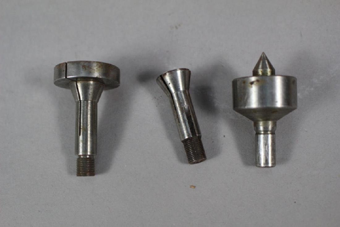 Boley, Wittcomb & Home Constructed Collet Sets - 3