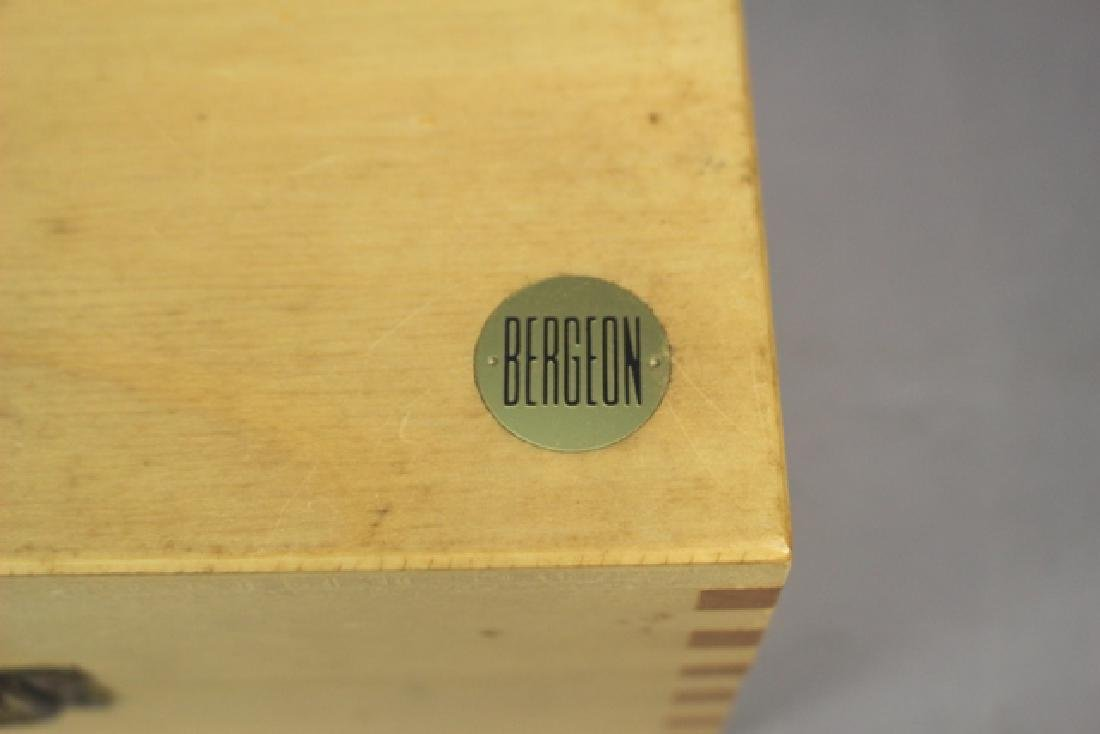 Bergeon No. 1728 Riveting Punches & Stakes - 7
