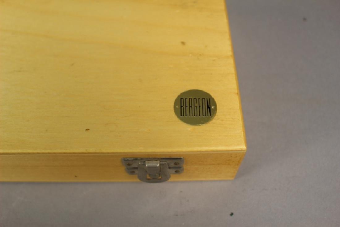 Bergeon No. 5701 Assorted 1500 Hard Brass Bushings - 8