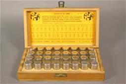 Bergeon No. 30089 Assorted 750 Hard Brass Bushings