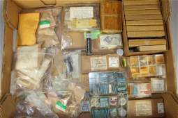 Collection of Assorted New Old Stock Watch Parts