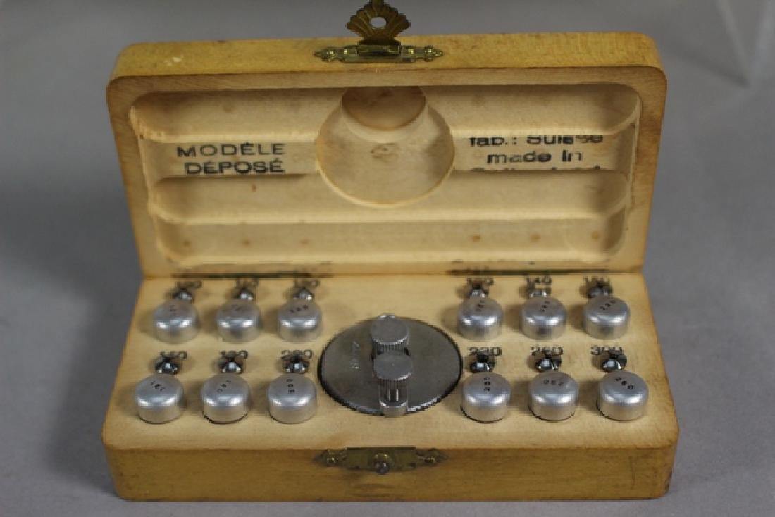Collection of Assorted Watch Maker Tools & Parts - 7