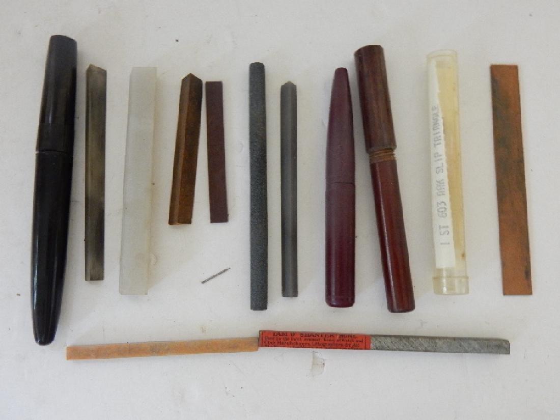 Oil Stones, Solder Rollsand JAX Metal Finish Products - 4