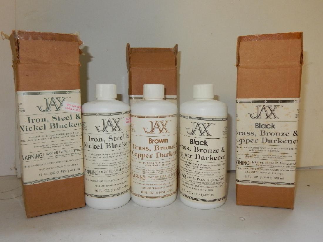 Oil Stones, Solder Rollsand JAX Metal Finish Products - 6
