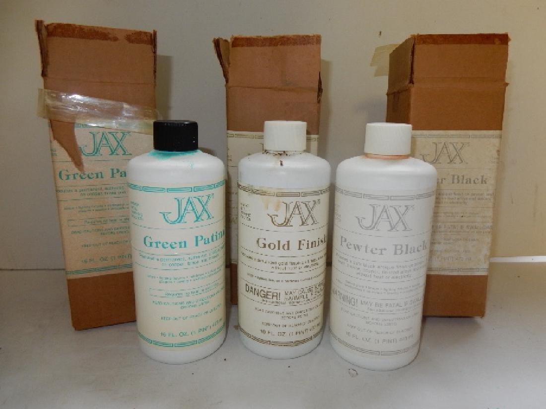 Oil Stones, Solder Rollsand JAX Metal Finish Products - 7