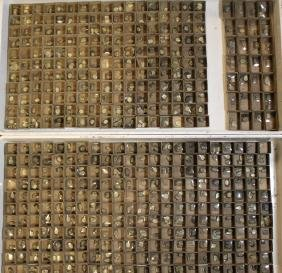 450+ Various Size Wrist Watch Crystals, Multiples of