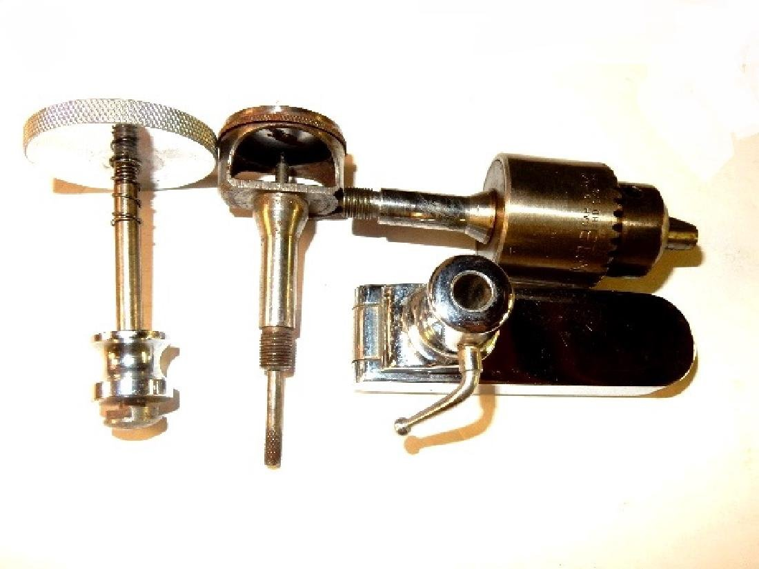 Watch-Craft Jewelers Lathe C & E Marshall - 6