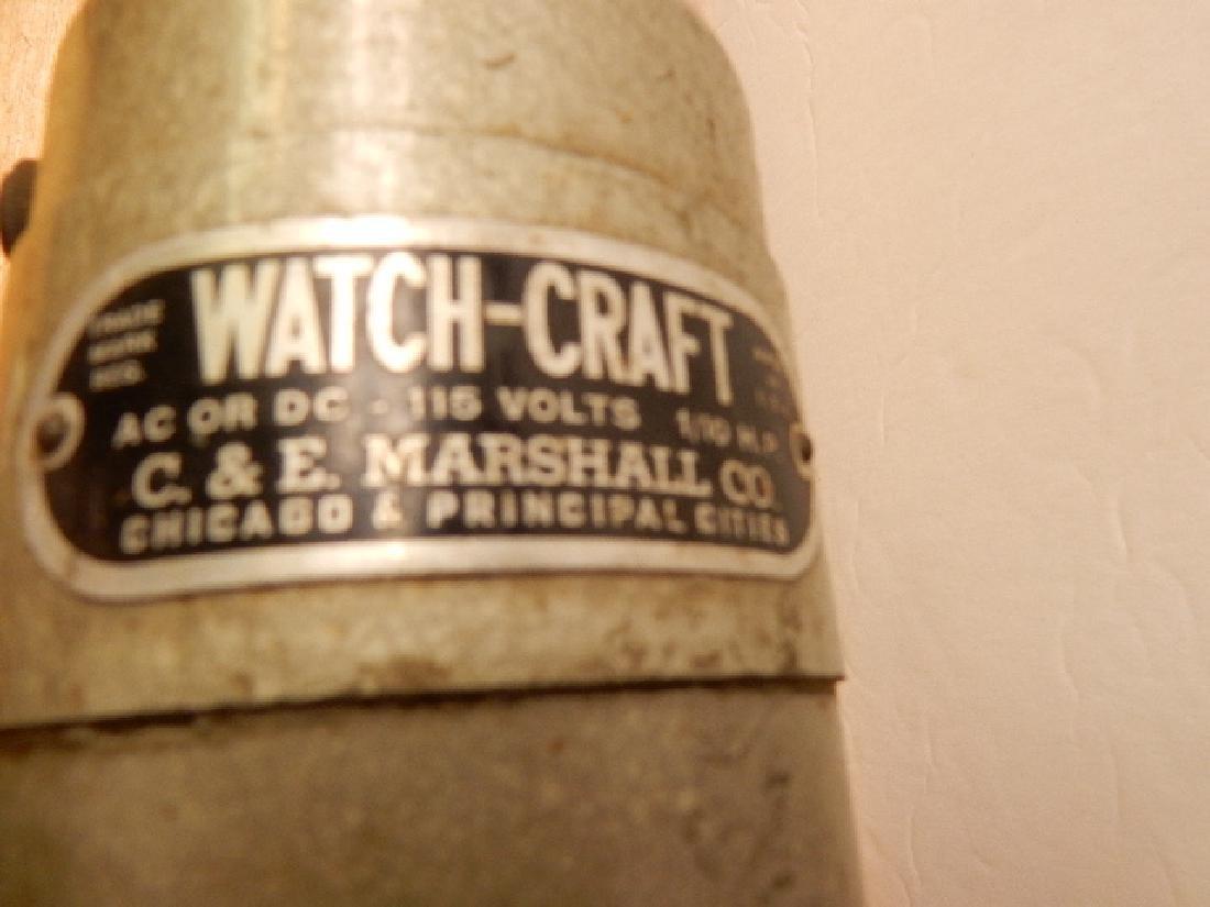 Watch-Craft Jewelers Lathe C & E Marshall - 7