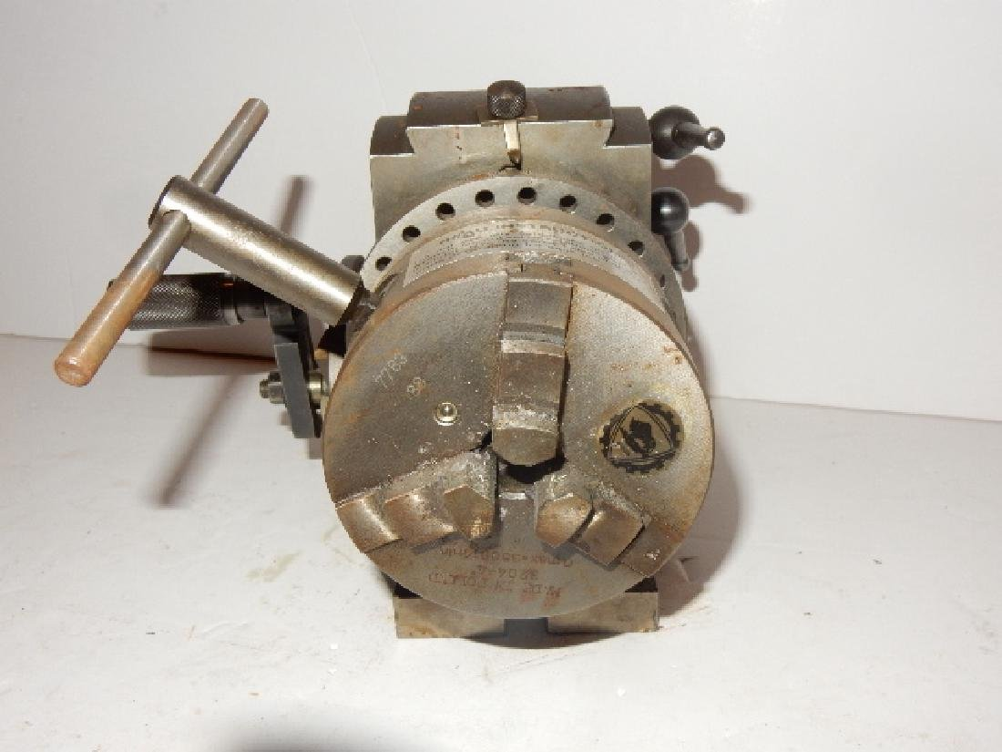 ENCO Dividing Head Model No. 74000 - 3
