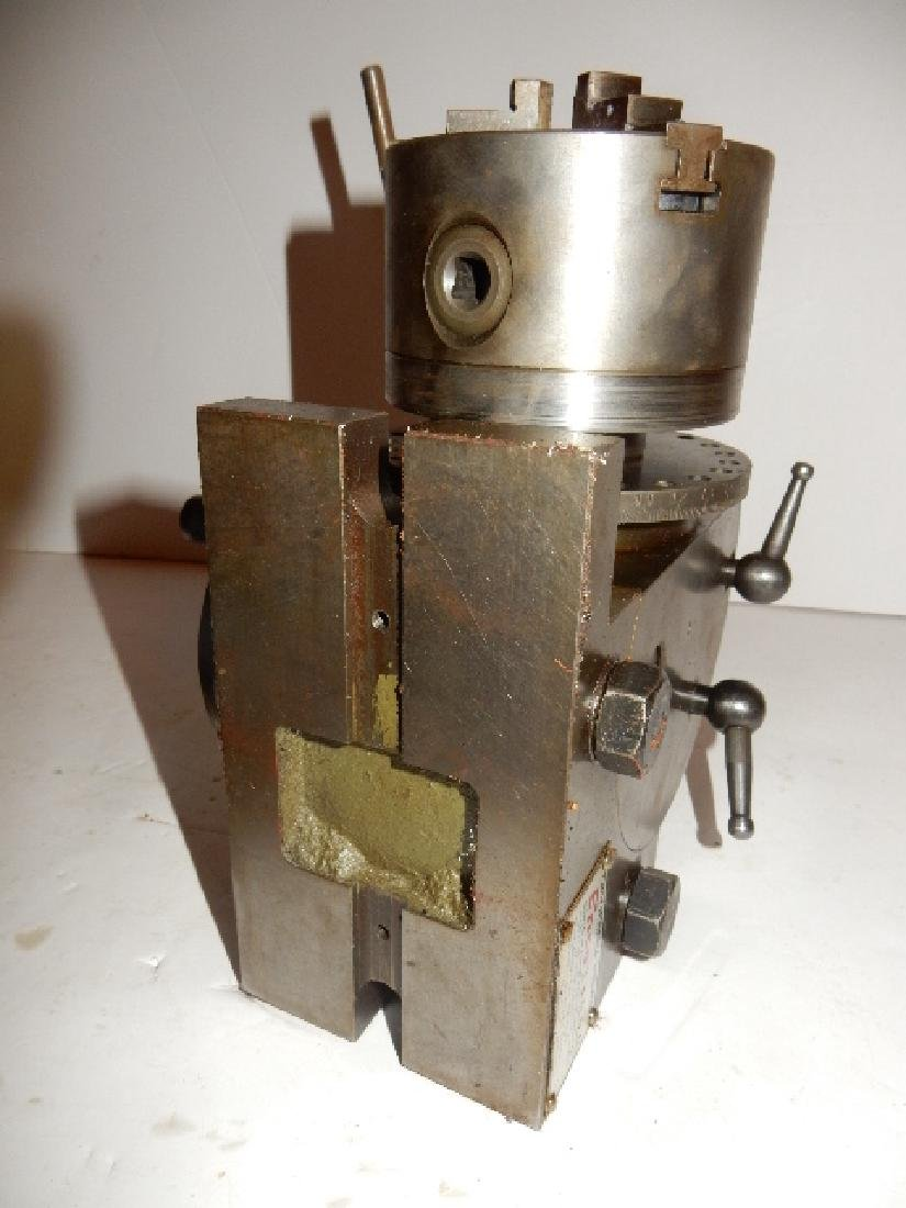 ENCO Dividing Head Model No. 74000 - 8