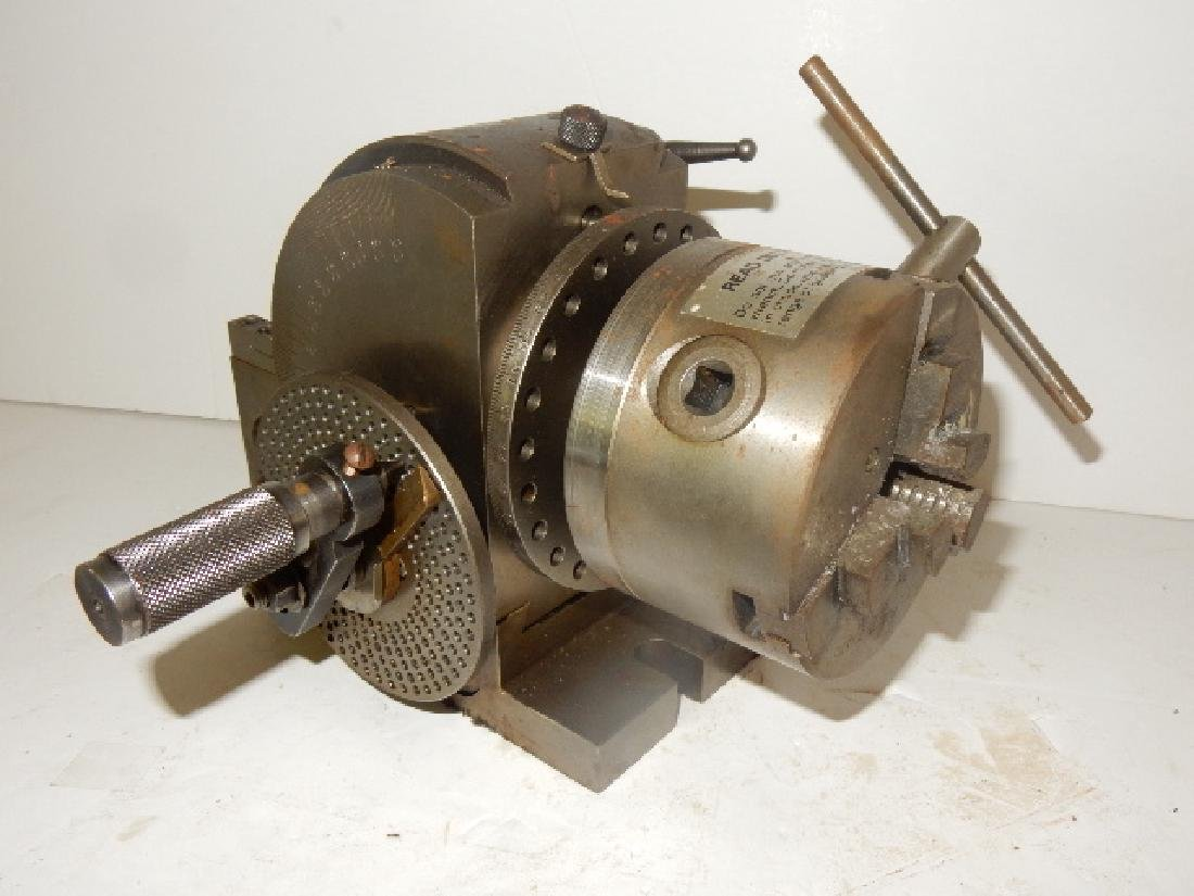 ENCO Dividing Head Model No. 74000 - 9