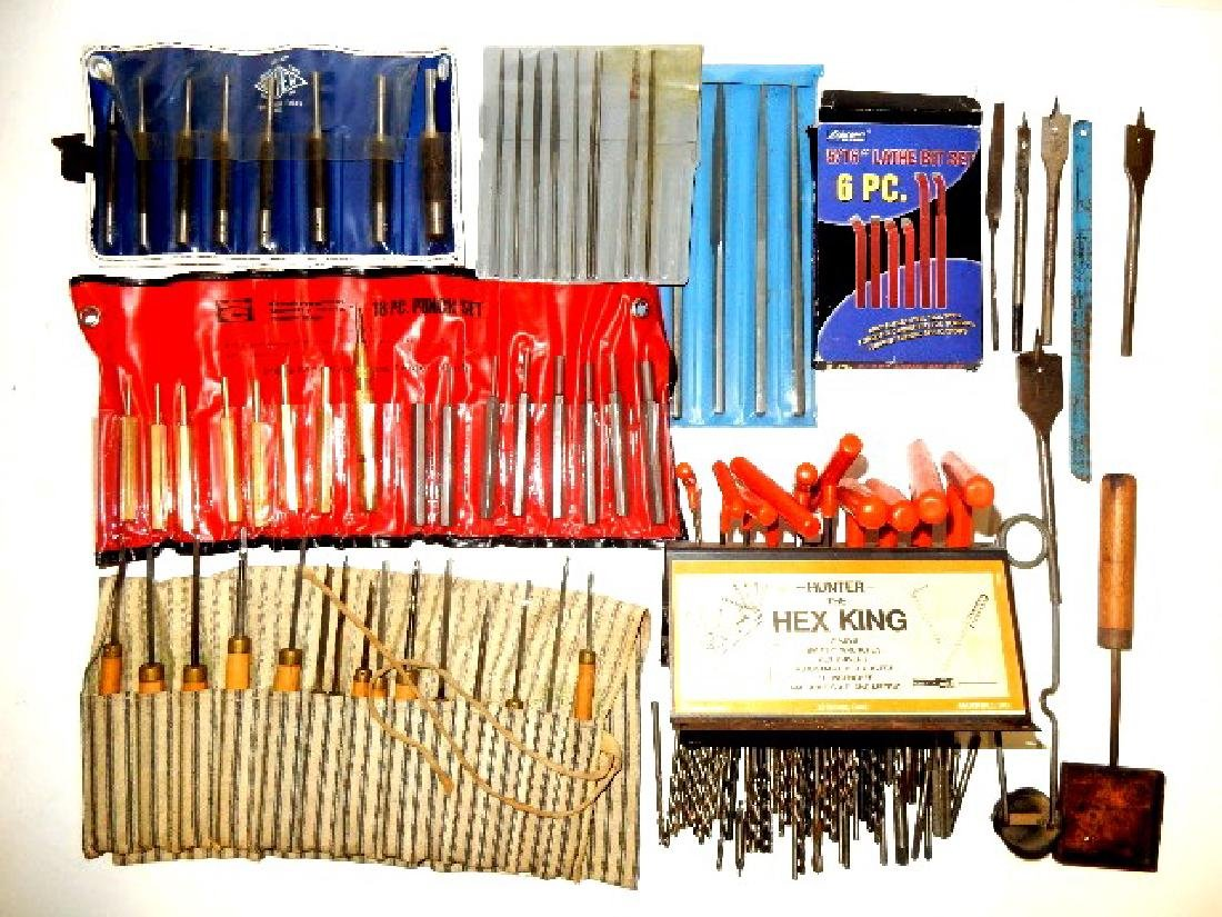 Large Collection Of Various Tools Etc.