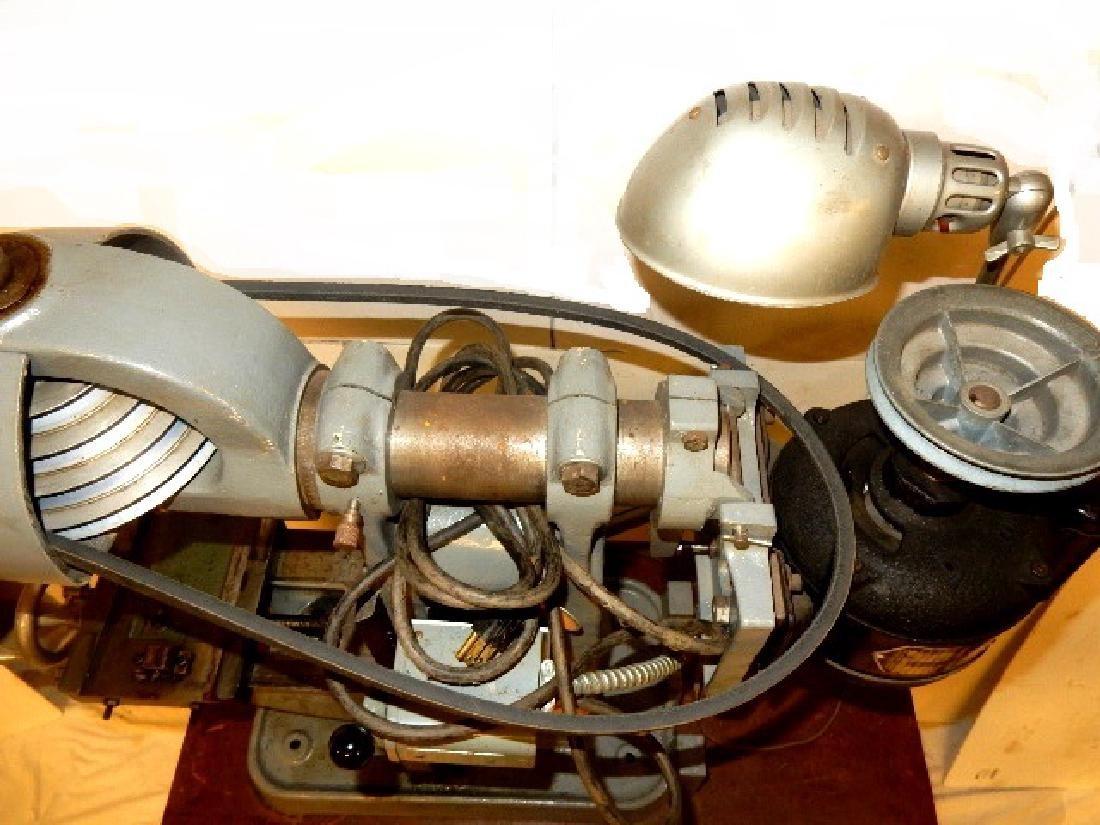 Benchmaster Machine Tools Milling Machine - 10
