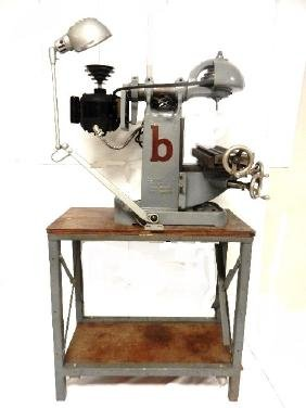 Benchmaster Machine Tools Milling Machine