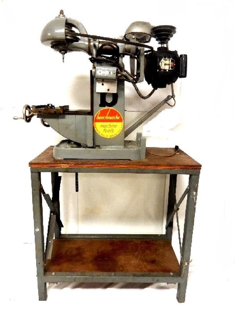 Benchmaster Machine Tools Milling Machine - 2